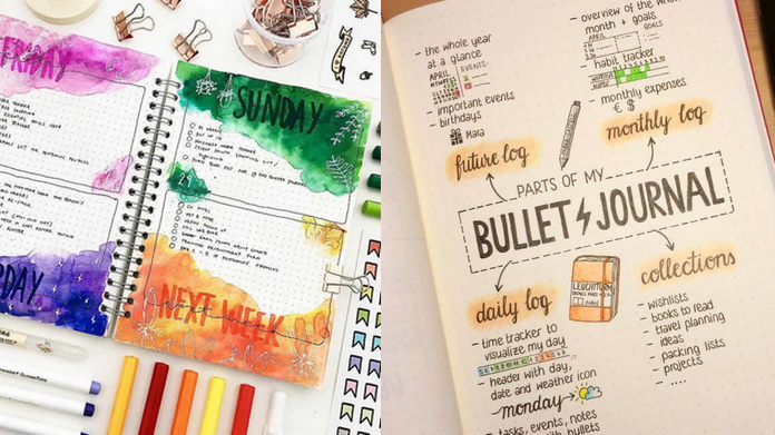8 Must-Have Bullet Journal Essentials And Where To Get Them In Malaysia