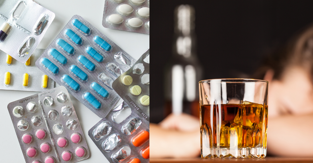 10 Medications You Should Never Mix With Alcohol