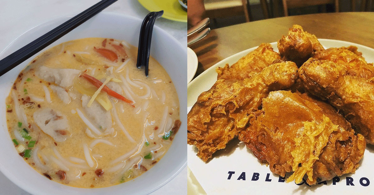 Here's What To Eat At Damansara Kim