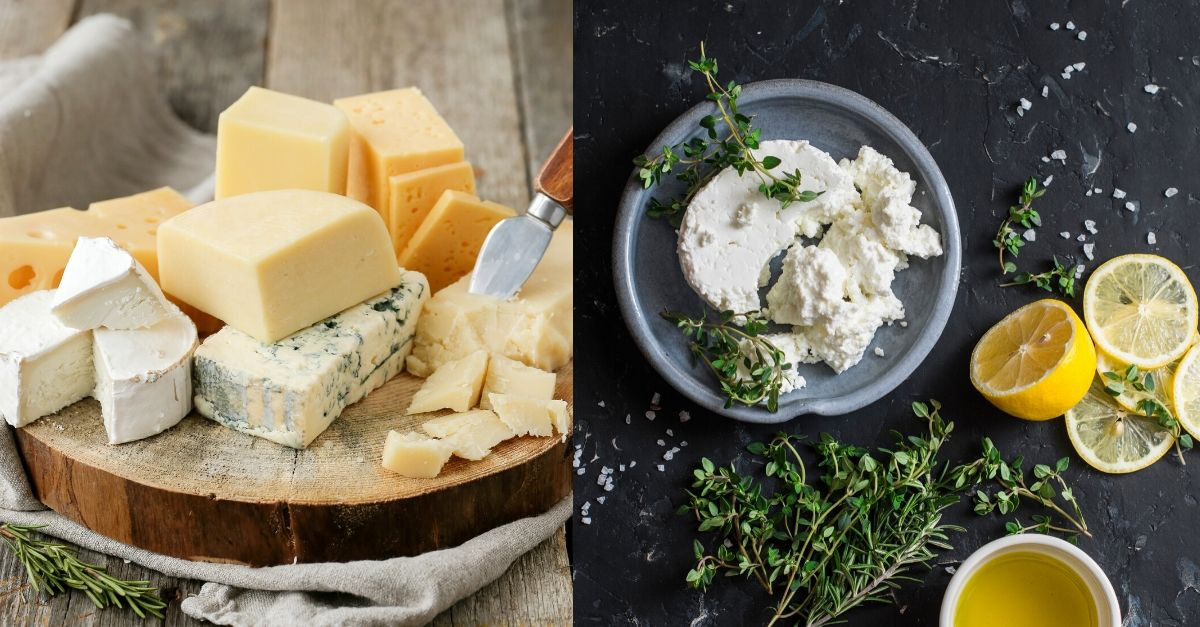 10 Different Types Of Cheese And When To Use Them
