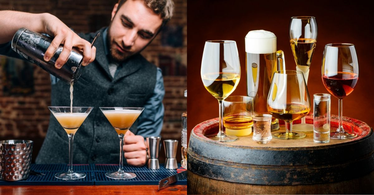 10 Types Of Distilled Spirits To Level Up Your Alcohol Game
