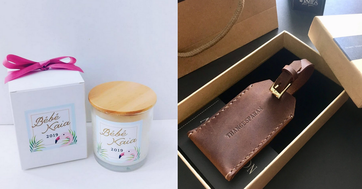8 Personalised Gifts Ideas in Malaysia For Different Types Of People