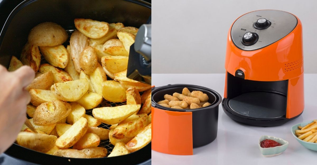 9 Benefits of Cooking With An Air Fryer