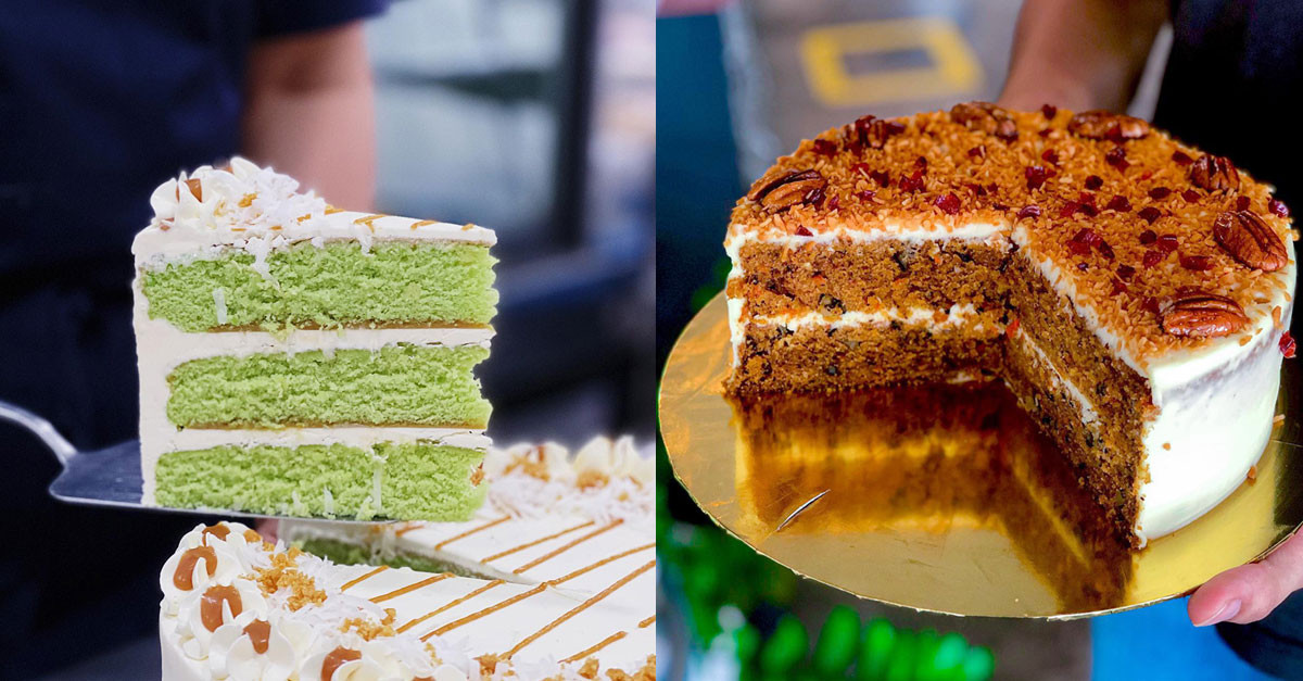 8 Local Cake Shops You Can Order Online In Klang Valley (2021 Edition)