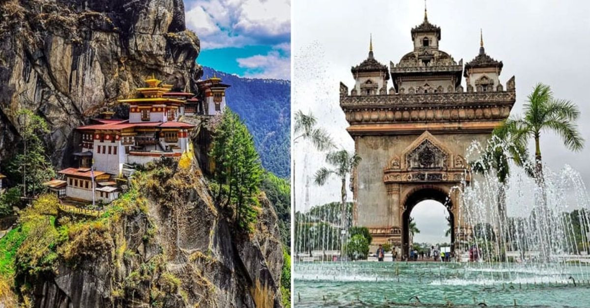 8 Surprising Holiday Destinations To Visit In Asia