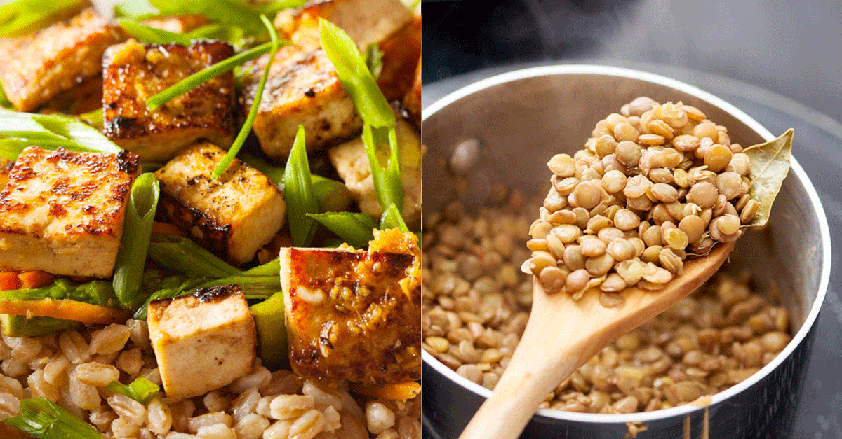 Go Vegetarian With These 7 Meat Substitutes