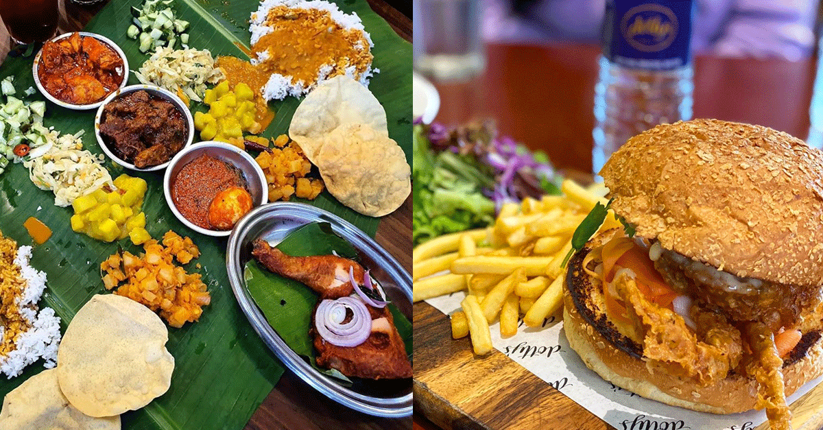 Here's What To Eat At TTDI