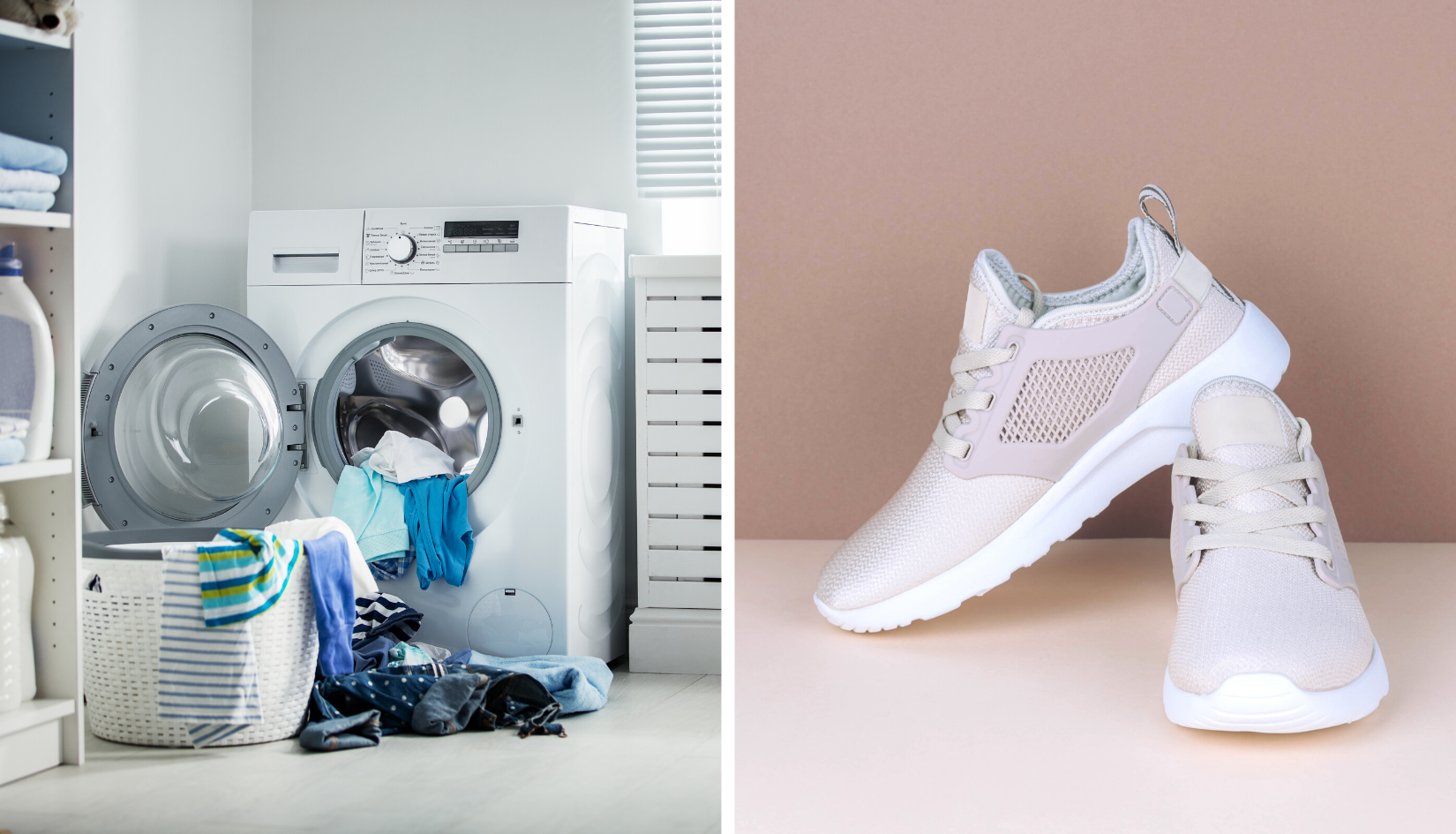 10 Unexpected Things You Can Put In A Washing Machine