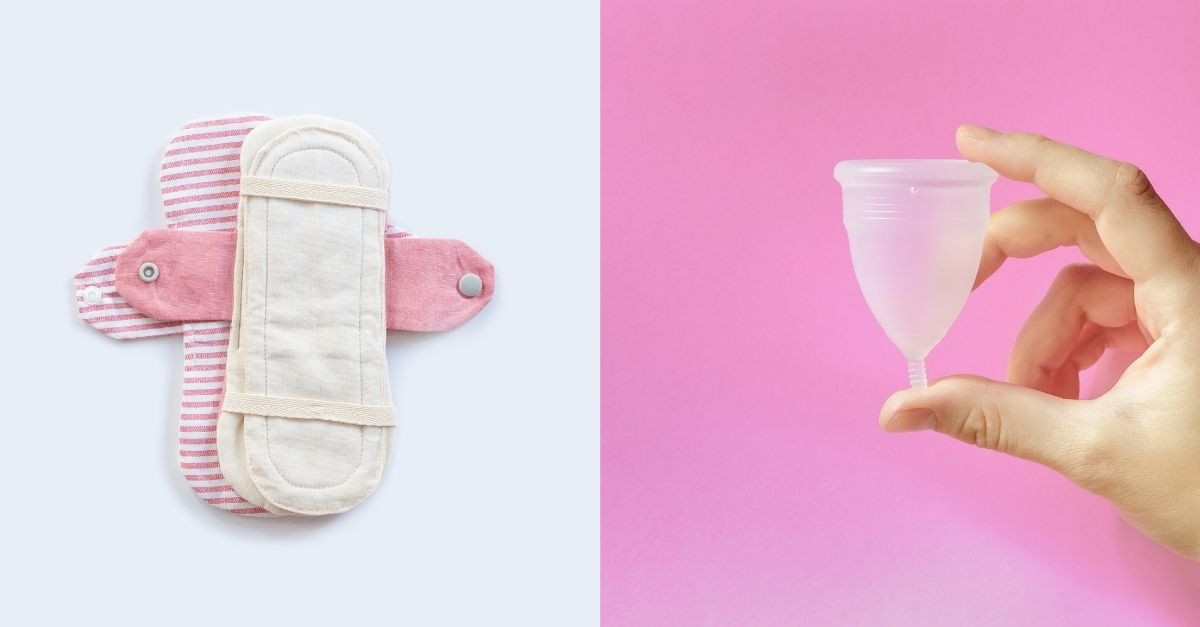 5 Alternative Menstrual Products Other Than The Usual Pads Or Tampons
