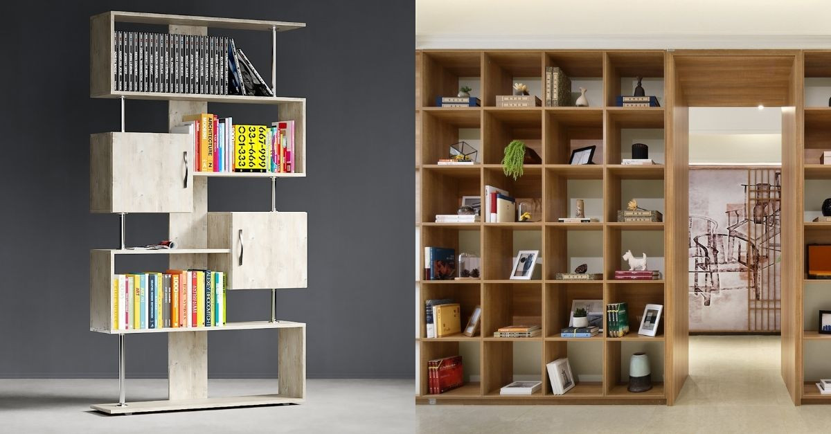 8 Types of Bookshelves/Bookcases in Malaysia for All the Bibliophiles