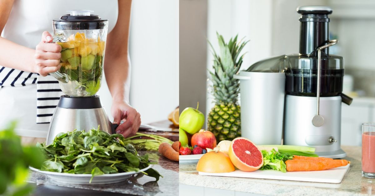 Blender vs. Juicer: Which One Should You Choose to Buy?