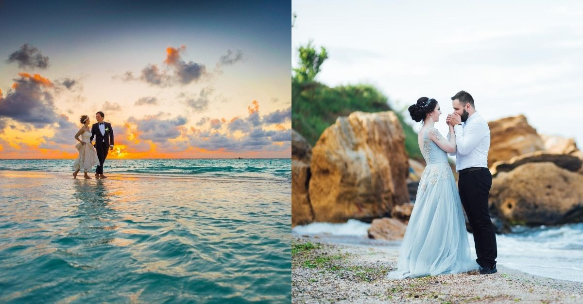 7 Things To Consider When Planning A Beach Wedding In Malaysia