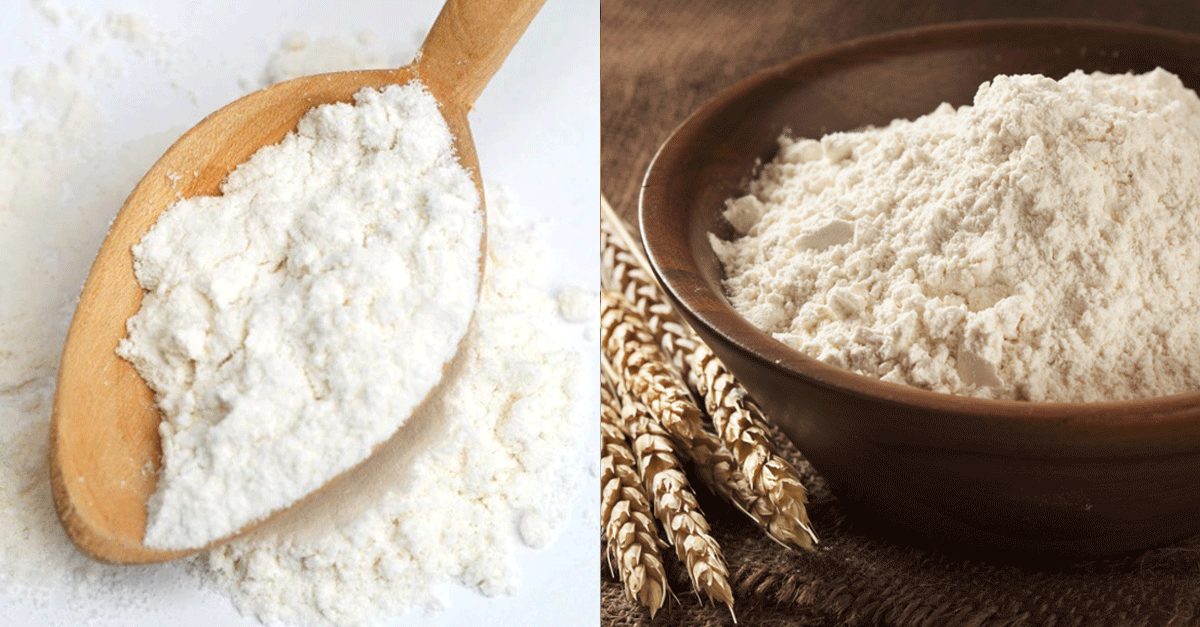 7 Types Of Flours You Should Know