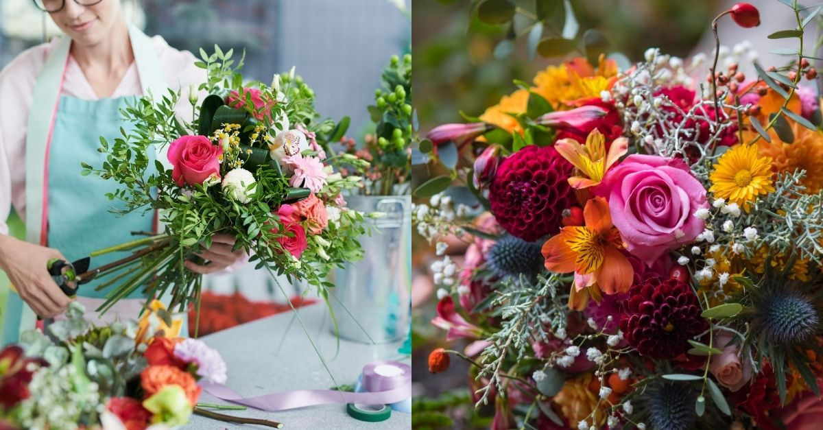 10 Online Florists To Purchase Mother's Day Flowers From