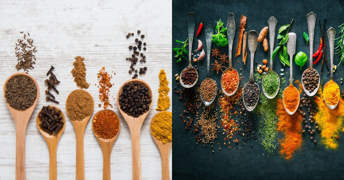 14 Essential Herbs And Spices For Cooking A Great Meal