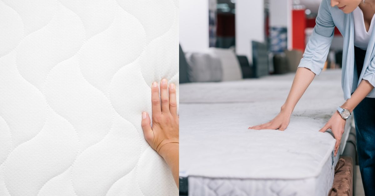 How To Choose A Mattress in 4 Easy Steps