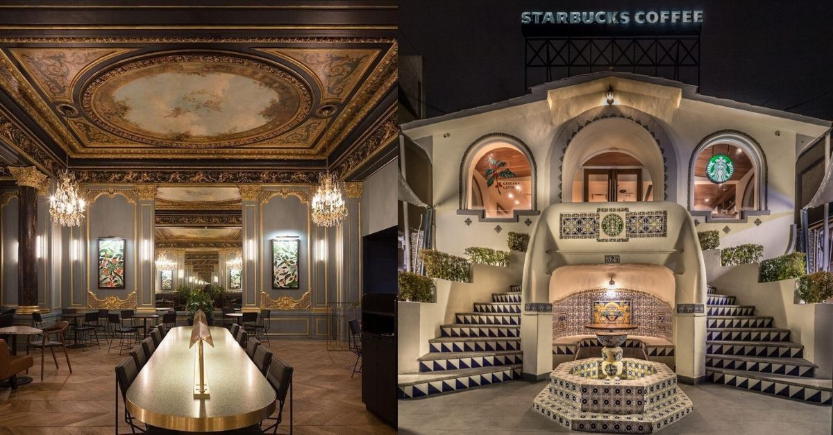 13 Most Beautiful Starbucks Around The World