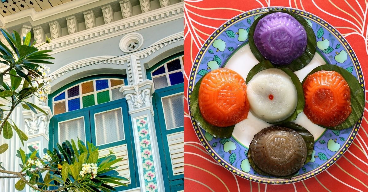 A Brief Introduction To Baba Nyonya Culture In Malaysia