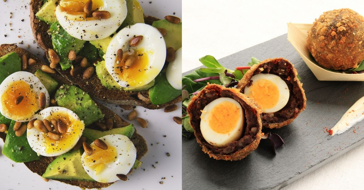 7 Different Ways To Enjoy Eggs