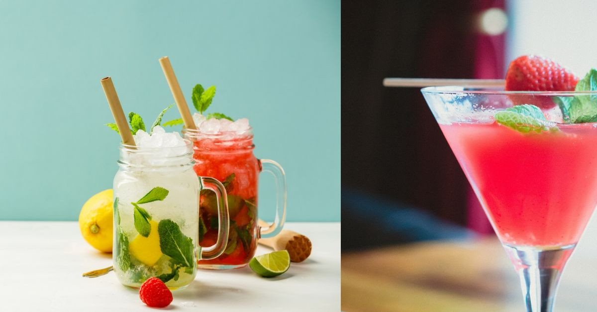 8 Classic Cocktails You Can Make At Home