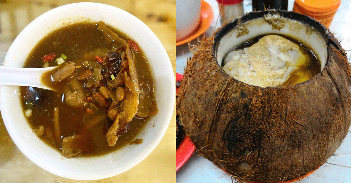 6 Places For Hearty Soups in Klang Valley