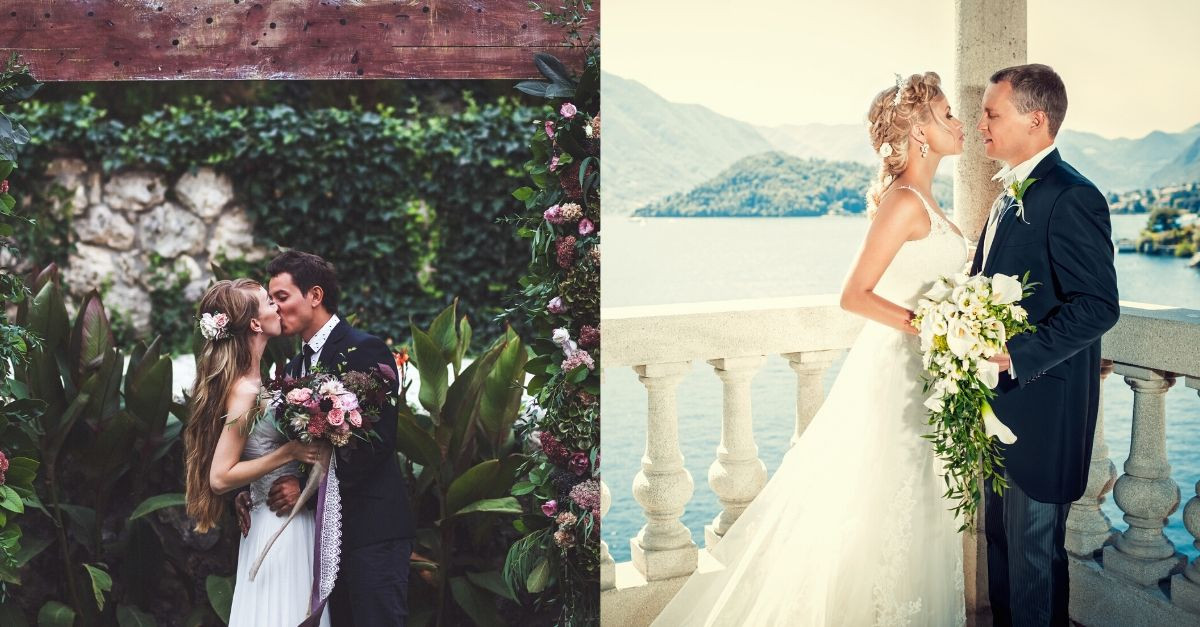 8 Breathtaking Wedding Destinations You Should Consider For Your Wedding